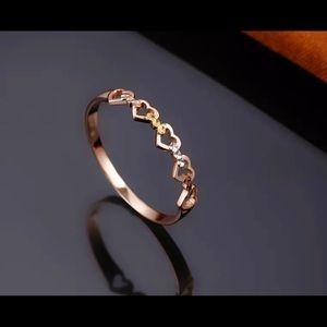 Jewelry - 18k genuine gold ring